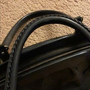 Dior Bags - Christian Dior Leather Satchel